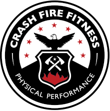 Crash Fire Fitness Workouts icon