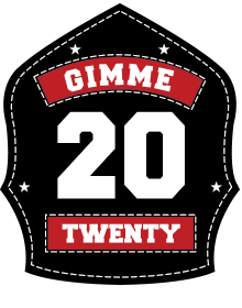 Gimme 20 Daily Workouts icon